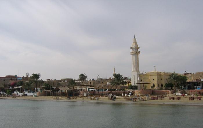 kleines komfortables hotel ägypten