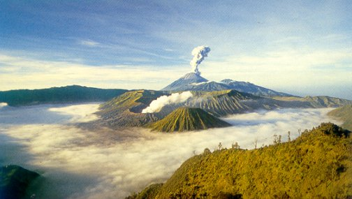 Java, Indonesien - Reiseberichte