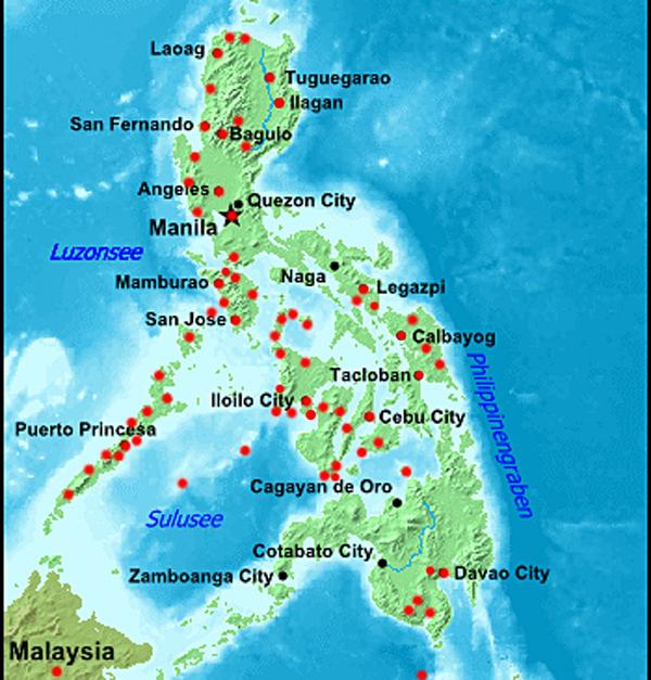 Philippinen Ubersichtsseite C Polak Bonn
